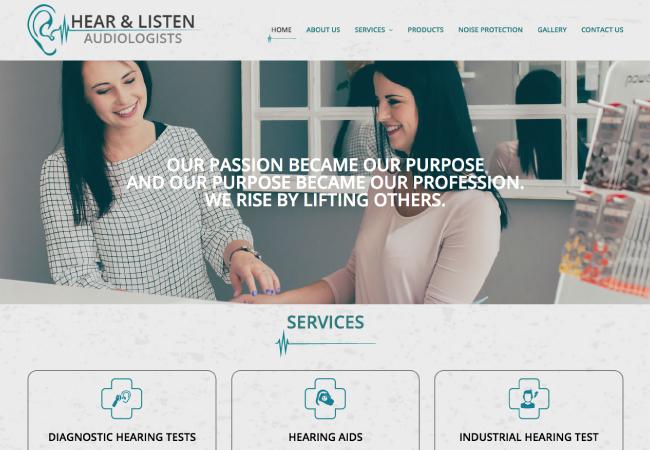 website design pretoria